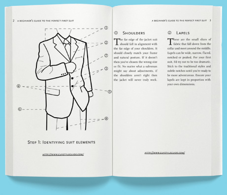 Free Suit Guide