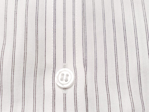Man's Cotton Shirt - Pinstripe