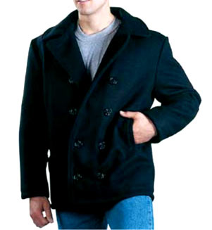 how not to wear a peacoat