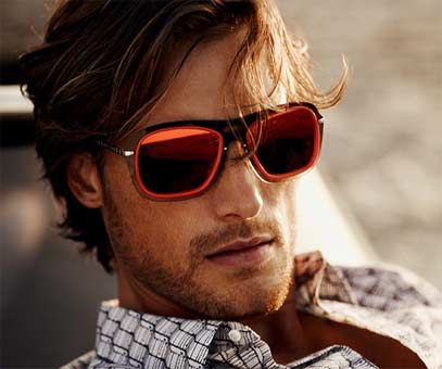 Guy With Sunglasses  guy style guide guy style guide sunglasses for men 2010