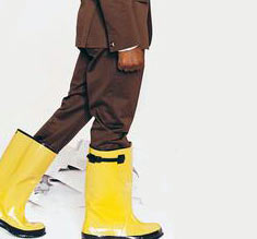 Wellington Boot Suit