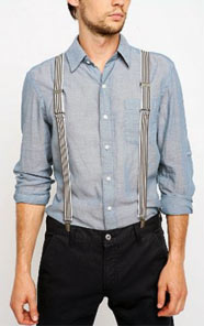 suspenders for men