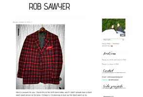 Rob Sawyer