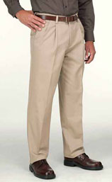 Khaki Cargo Pants Trousers