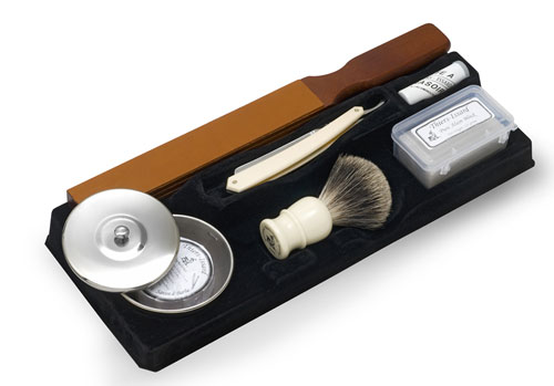 Thiers-Issard-Complete-Straight-Razor-Starter-Kit