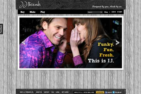 j.j threads website