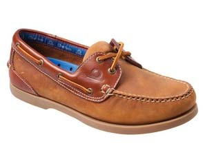 Bermuda G2 Deck Shoe in Walnut