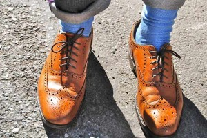 perfect shoes for suits