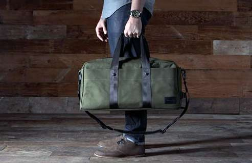 duffel bag 2